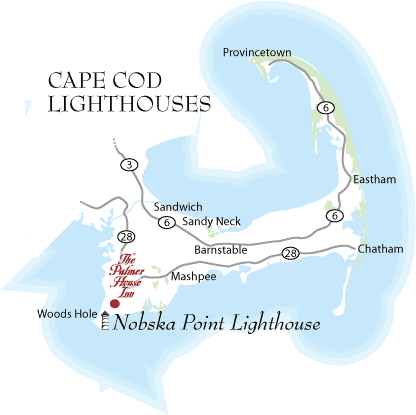 Nobska Lighthouse, Cape Cod