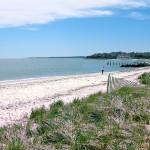 Bristol Beach, Falmouth, Cape Cod.