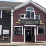 Captain Kidd, Woods Hole, Cape Cod
