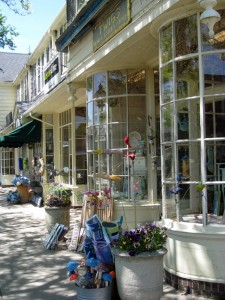 Cape Cod Shops on Falmouth's Main Street