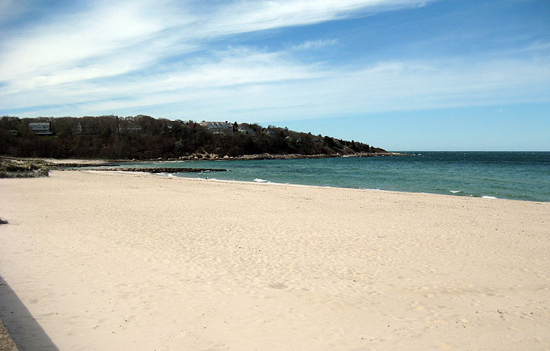 Old Silver Beach, Falmouth, Cape Cod
