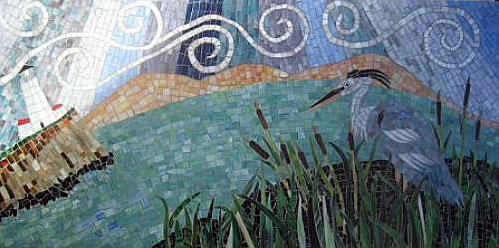 Cape Cod Mosaic Workshop