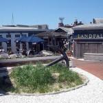 Landfall Restaurant,