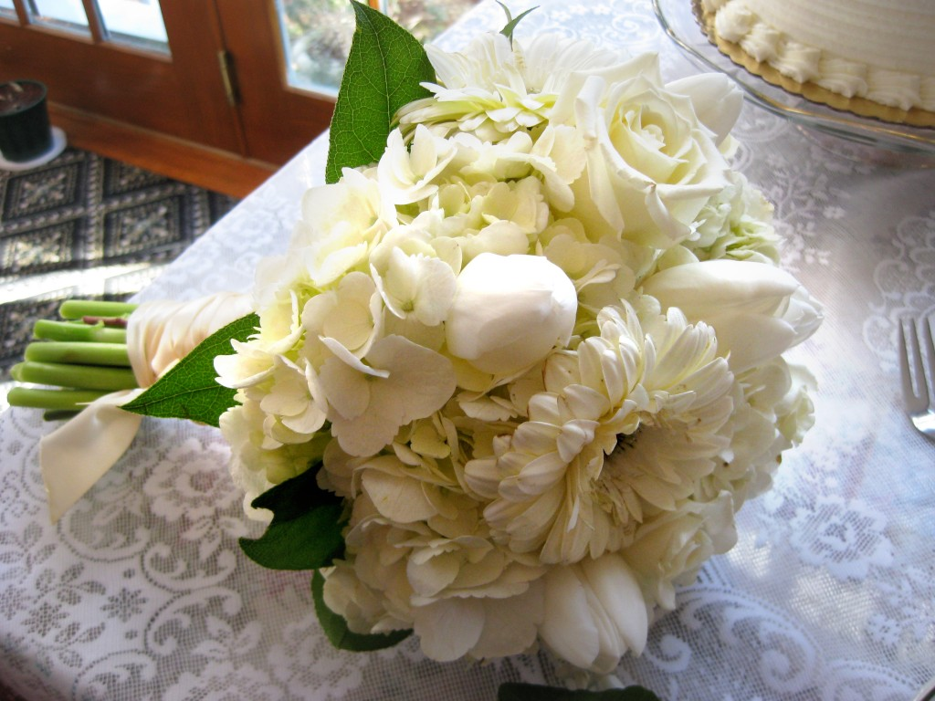 Cape Cod Wedding bouquet