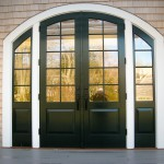 Cape Cod Wedding Reception Hall Doors
