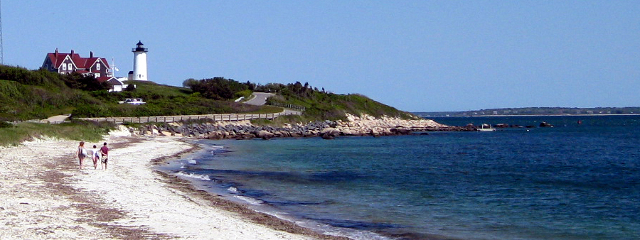 Top 10 Sights in Falmouth: Cape Cod Nobska Lighthouse and Beach