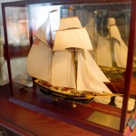 Cape Cod Bedroom 12 Model Boat