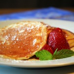 Cape Cod Bed and Breakfast Lees Family pancake