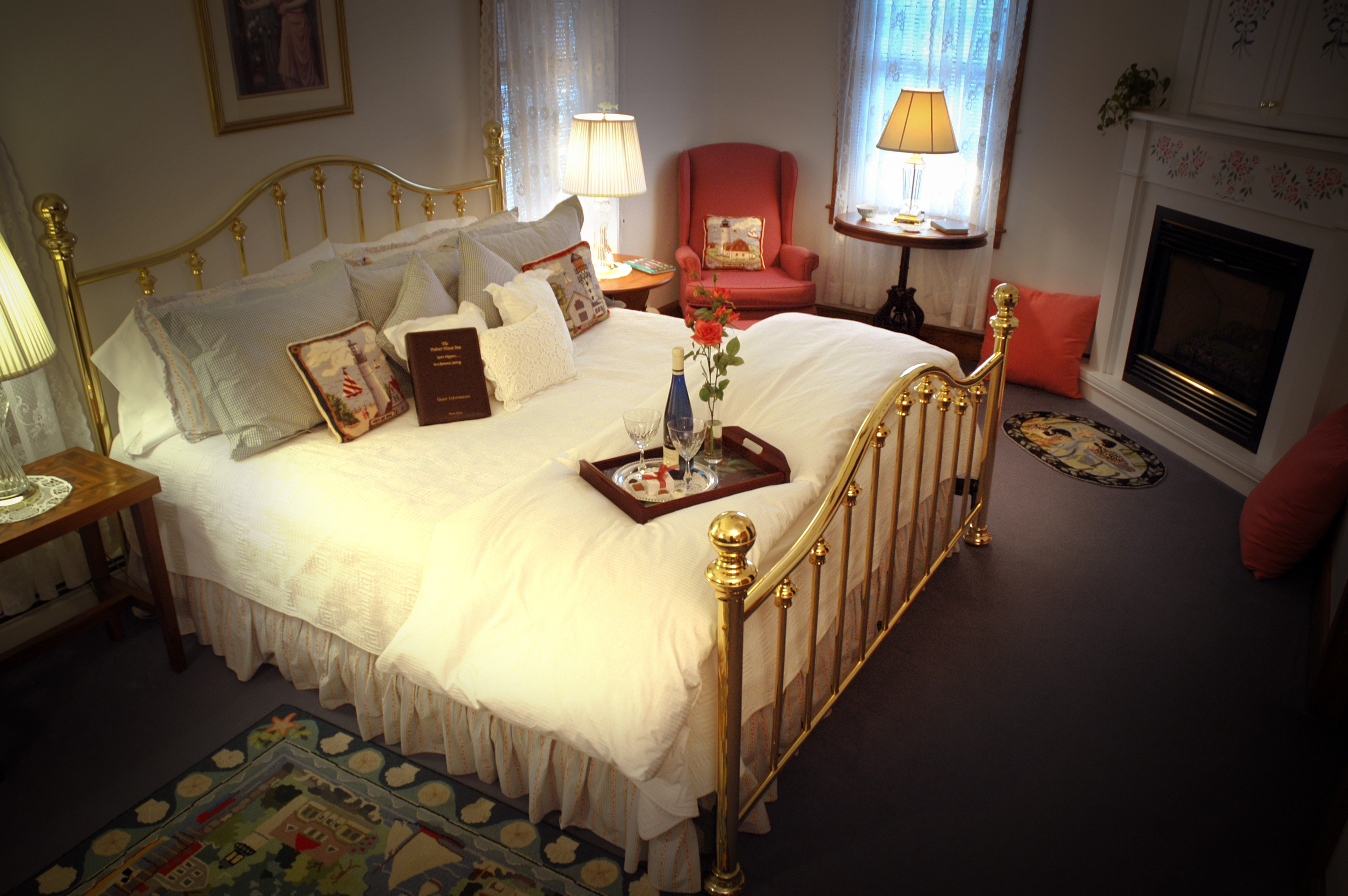 Falmouth, Cape Cod bedroom A