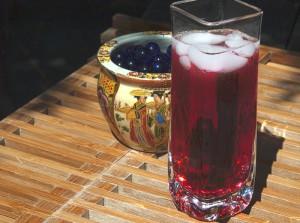 Cape Cod Cooking: Shiso Tea