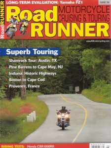 Road Runner Magazine B&B Review