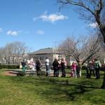 Peg Noonan Park, Falmouth, Cape Cod.