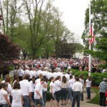 Memorial Day Weekend Ceremony, Cape Cod