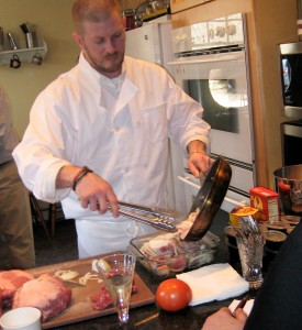 Cape Cod Cooking Class Mexican cuisine