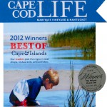 Best of Cape Cod Award 2012