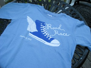 Cape Cod's Falmouth Road Race T-shirt