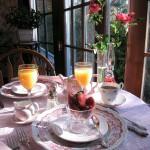 Palmer House Breakfast, Fruit Course