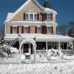 Inn in the Snow