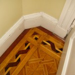 Detailed Hardwood Floor