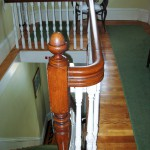 Antique Banister and Staircase