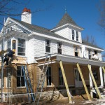 Antique House Restoration