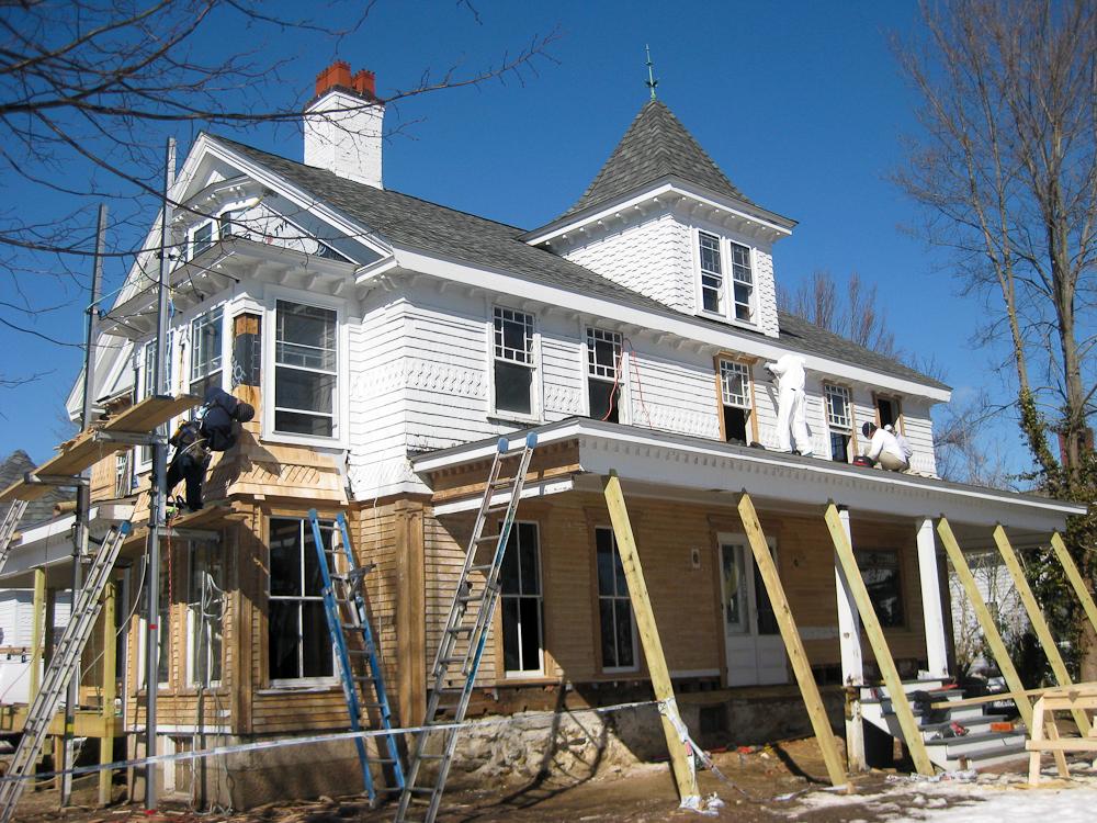 Antique House Restoration