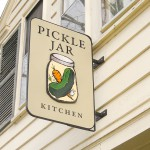 Pickle Jar Sign, Falmouth, Cape Cod