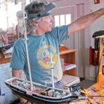 Model Boat Maker