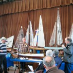 Model Boat Presentation in Woods Hole, Falmouth, Cape Cod