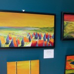 Colorful Cape Cod Shopping for Paintings at Chafin Gallery