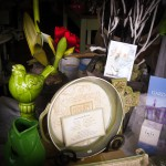 Green for St. Patrick's Day at Home Spun Garden