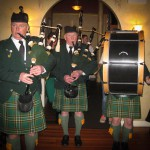 Pipe Band Plays