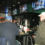 DJ's Bar and TVs