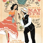 Cinco de Mayo at Anejo's Poster