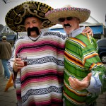 Party Goers at Cinco de Mayo