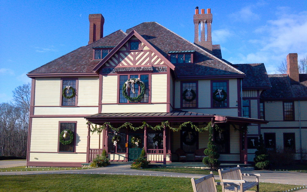 Holidays at Highfield a Cape Cod museum