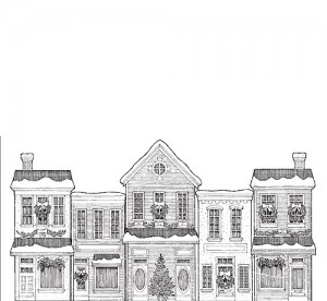 Holiday Stroll @ Main Street | Falmouth | Massachusetts | United States