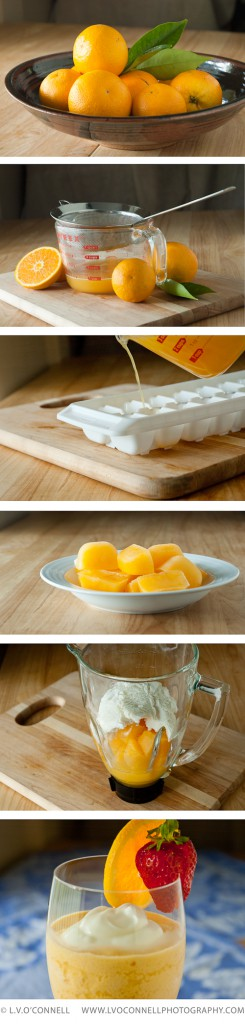 Cape Cod Orange Creamsicle Smoothie