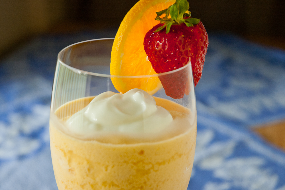 Cape Orange Creamsicle Smoothie Recipe photo