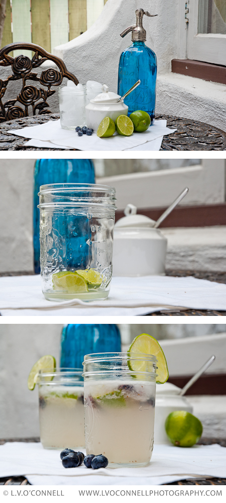 Cape Lime Rickey Recipe