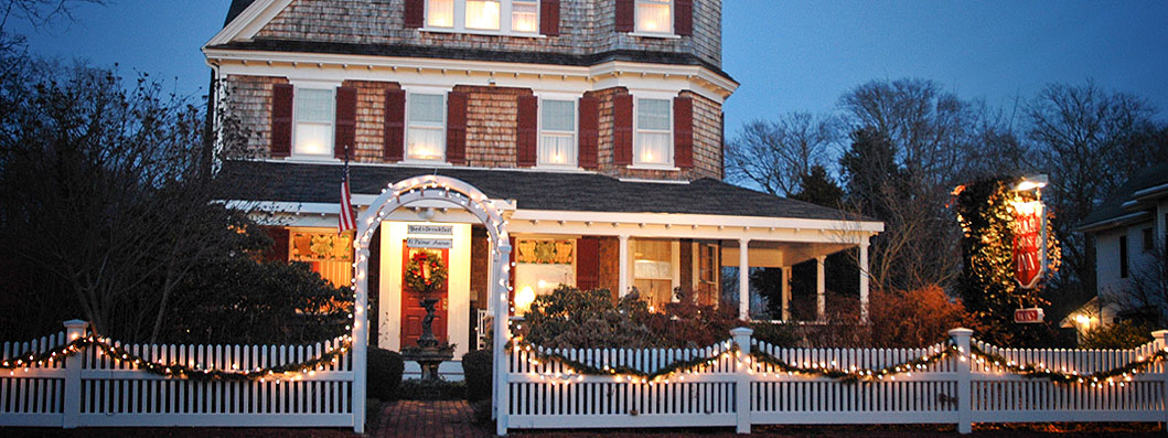 Romantic Cape Cod Bed and Breakfast