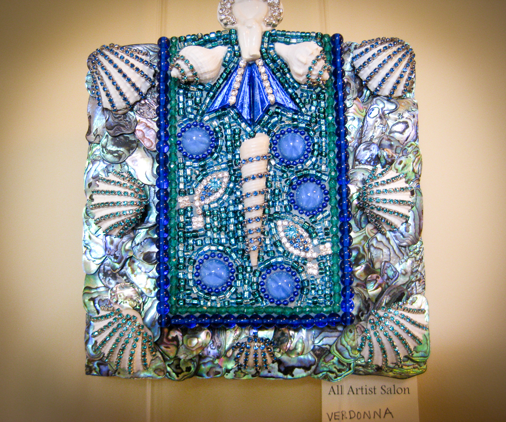 By Verdonna at the Signature Mosaic Show