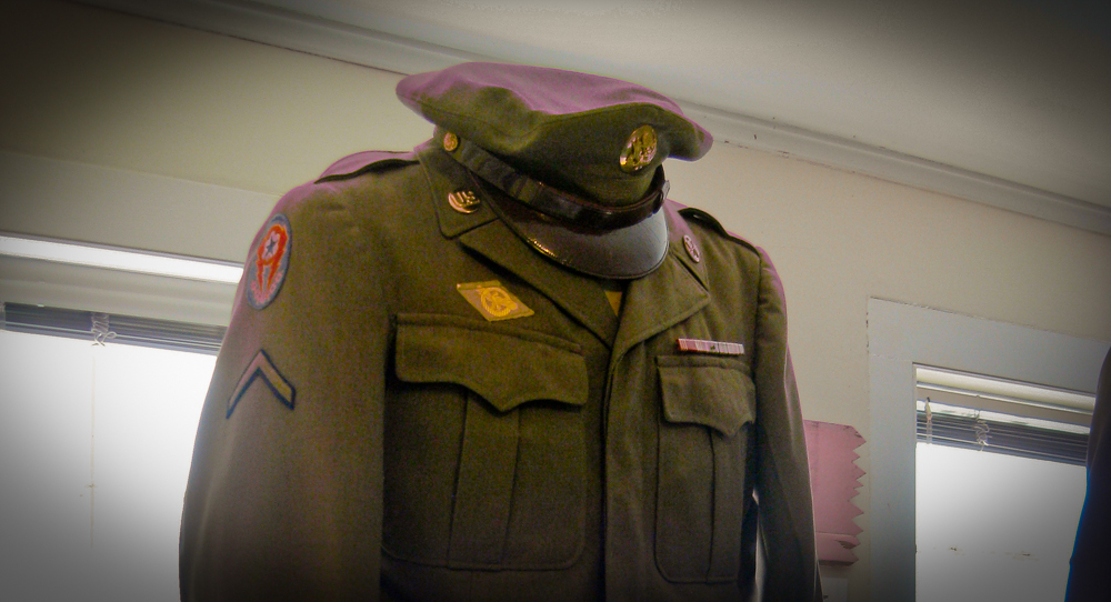 Cape Cod Activities: WWII Uniform at Falmouth Museums