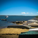 Cape Cod Activities: Boats on the Beach