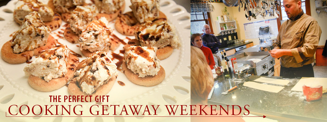 Cape Cod Cooking Getaway Weekends
