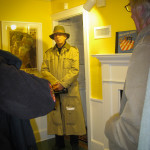 Night Watchman at the Cape Cod haunted house.