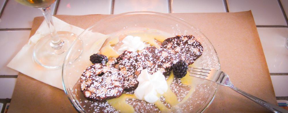 Traditional Italian Deserts Class: Salame di Cioccolato