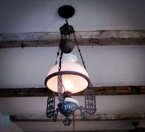 Antique Light & Beams