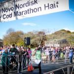 Cape Cod Marathon Finishline