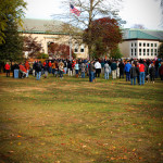 Cape Cod Veteran's Day Ceremony